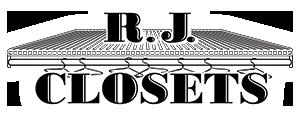 rj closets logo